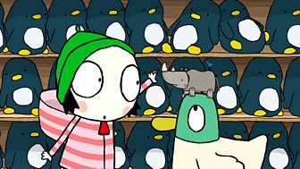 Sarah & Duck - Big Shop