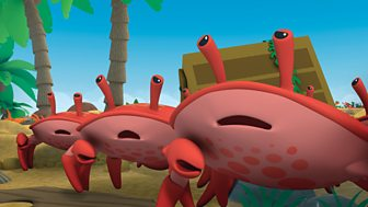 Octonauts - Series 2 - Fiddler Crabs