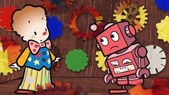 Tiny Tumble - Series 1 - Run Down Robot