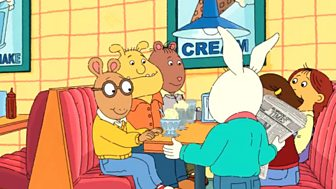 Arthur - Series 15 - Read And Flumbergast