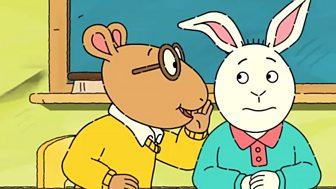 Arthur - Series 15 - Fern And The Case Of The Stolen Story