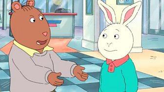Arthur - Series 15 - Buster's Book Battle
