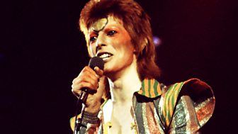 David Bowie: Five Years - Episode 12-01-2018