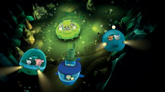 Octonauts - The Mariana Trench Adventure