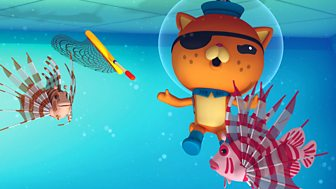 Octonauts - Series 2 - Lionfish