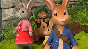 Peter Rabbit - The Tale Of The Unguarded Garden