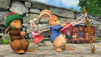Peter Rabbit - The Tale Of The Great Breakout
