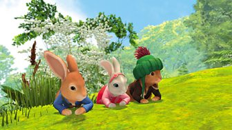 Peter Rabbit - The Tale Of The Mystery Plum Thief