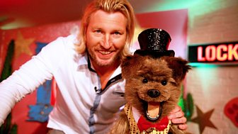 Hacker Time - Series 3 - Robbie Savage