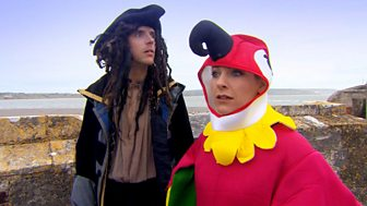 Marrying Mum And Dad - Series 2: 8. Pirates