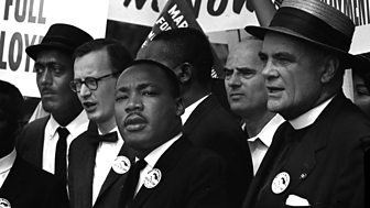 Martin Luther King And The March On Washington - Episode 04-04-2018