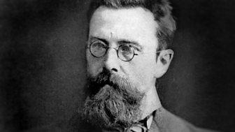 Nikolay Andreyevich Rimsky-Korsakov