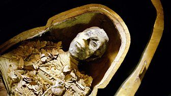 Revenge of the Celebrity Mummies