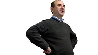 Armando Iannucci - Facts and Fancies