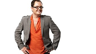 Alan Carr's Comedy Outings
