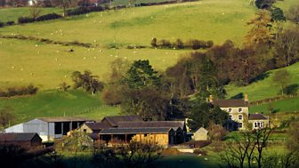 Two Welsh Hills