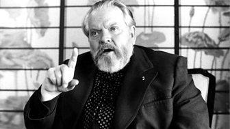 The Orson Welles Sketchbook