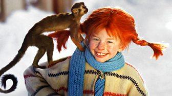 Astrid Lindgren's Pippi Goes Abroad