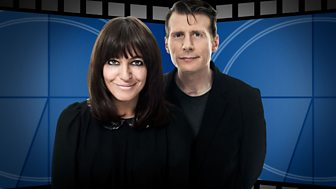Film 2010 with Claudia Winkleman