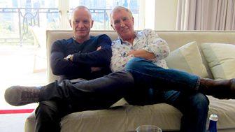 Johnnie Walker Meets Sting