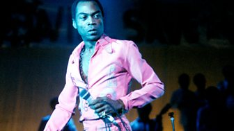 The Afrobeat Revolutionary