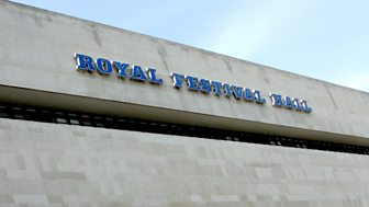 Live from the Royal Festival Hall, London