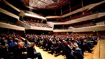 Live from the Bridgewater Hall in Manchester