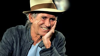 At Home with Keith Richards