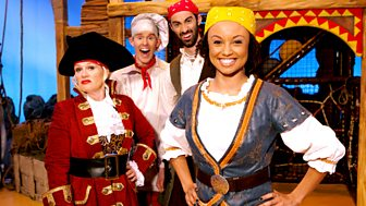 Swashbuckle - Series 1: 2. Funny Games