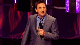 Lee Mack and Friends at the Fringe