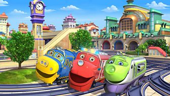 Chuggington - Series 4: 20. On Track Brewster