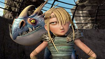 Dragons - Riders Of Berk - Series 1 - Heather Report Part 1