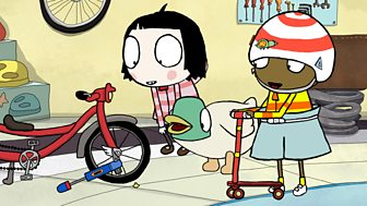 Sarah & Duck - Puncture Pump