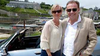 Celebrity Antiques Road Trip - Series 3: Episode 7