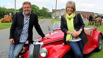 Celebrity Antiques Road Trip - Series 3: Episode 8