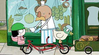 Sarah & Duck - Bread Bike
