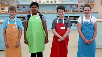 Junior Bake Off - Series 2: Episode 2