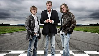 Top Gear - Series 12: Episode 8