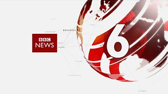 Bbc News At Six - 06/10/2017