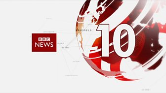 Bbc News At Ten - 10/10/2017