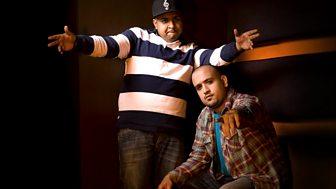 Kan D Man and DJ Limelight