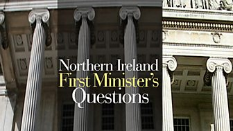 Northern Ireland First Minister's Questions