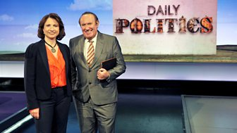 Daily Politics - The Autumn Statement