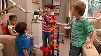 Topsy And Tim - Series 1 - Marble Run