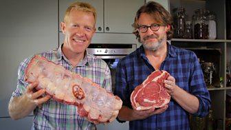 Nigel And Adam's Farm Kitchen - Episode 1
