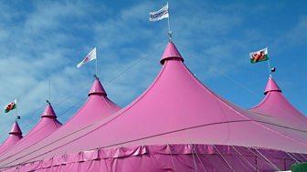 Eisteddfod Genedlaethol: P'nawn