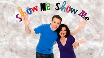Show Me Show Me - Series 1 Cutdowns: 10. Letters And Trains