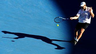 Australian Open Tennis - 2018: Day 9 Highlights