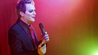 Intimate Contact with Julian Clary