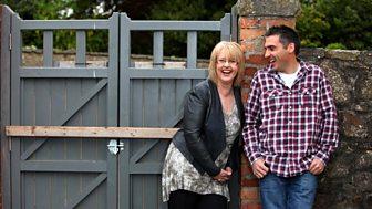 Dafydd a Caryl